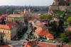 Esztergom Donauknie Stadtmitte